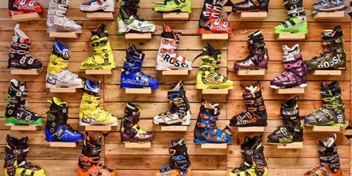trgovina smučarski čevlji