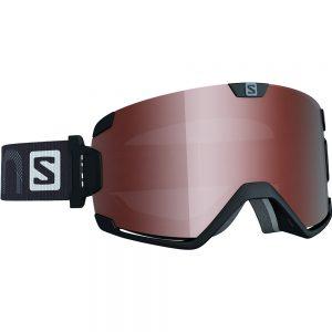 Smučarska-očala-Salomon-Cosmic-Access-Črna