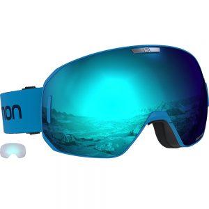 Smučarska-očala-Salomon-SMAX-Modra