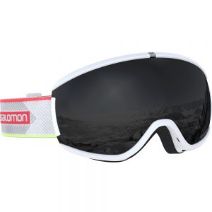 Smučarska-očala-Salomon-iVY-Bela-Coral