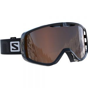 Smučrska-očala-Salomon-Aksium-Access-Črna