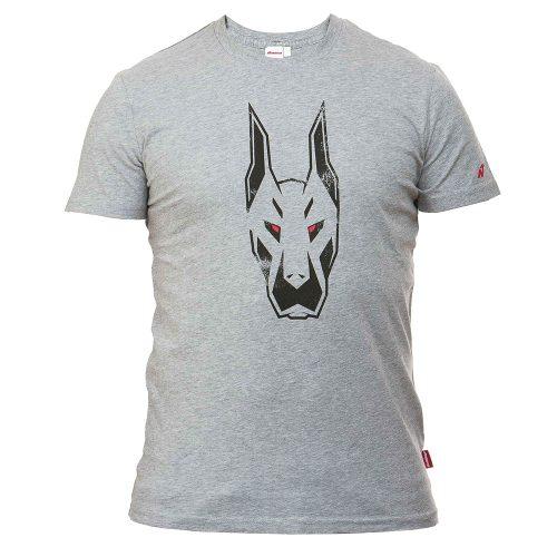 nordica-majica-dobermann-tee-siva