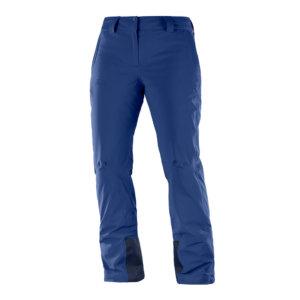 Hlace-Salomon-Icemania-Pant-W-Modre