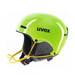 Smucarska-celada-Uvex-HMLT-5-JR-Race-Zelena