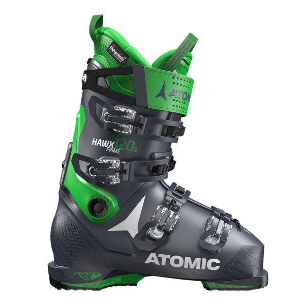 Smucarski-cevlji-Atomic-Hawx-Prime-120-S-black-green
