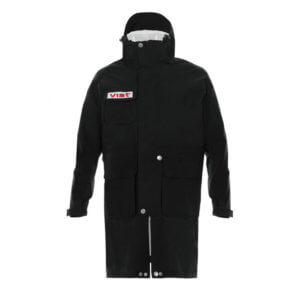 Dezni-plasc-Vist-Rain-Coat-Adjustable-Jacket-Jr-black