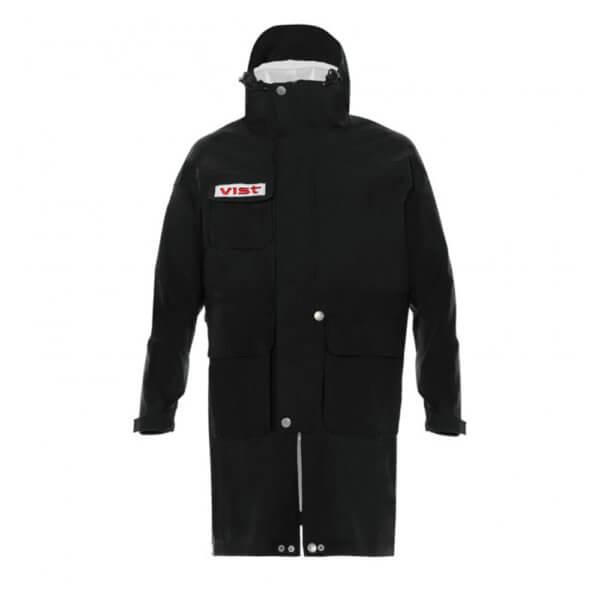 Dezni-plasc-Vist-Rain-Coat-Adjustable-Jacket-Jr-black