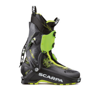 Turni-cevlji-Scarpa-Alien-RS-Black-Carbon