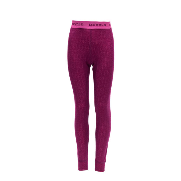 Hlace-Devold-Duo-Active-Junior-Long-Johns-Pink