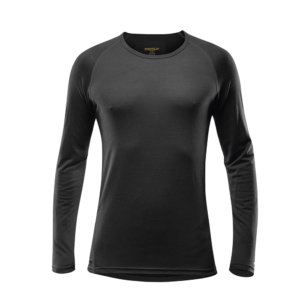Majica-Devold-Breeze-Man-Shirt-crna
