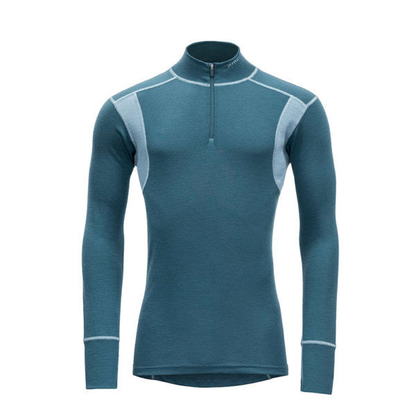 Puli-Devold-Hiking-Man-Half-Zip-Neck