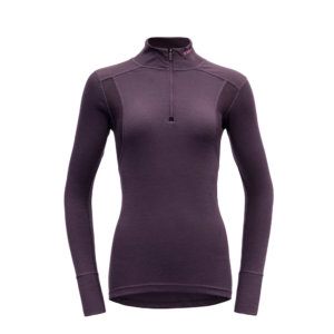 Puli-Devold-Hiking-Woman-Half-Zip-Neck