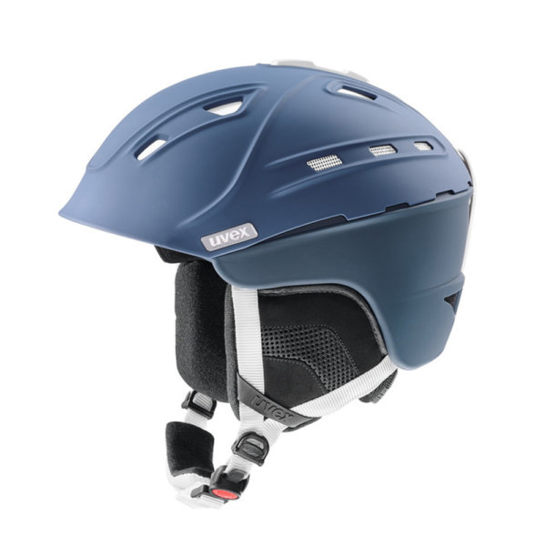 Smucarska-celada-Uvex-P2us-Modra