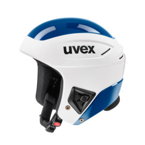 Smucarska-celada-Uvex-Race-Belo-Modra