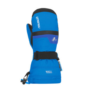 Smucarske-rokavice-Reusch-Kadir-Down-R-Tex-XT-Mitten-modre