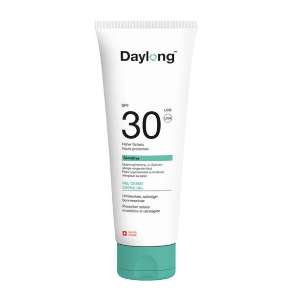 Sončna-kremaDaylong-SensitiveSPF30gelkrema