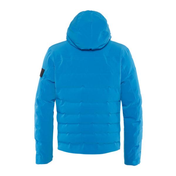 ski-down-jacket-sport-modra