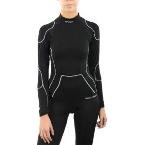 Majica-Mico-Maglia-Lupetto-ML-Woman-Warm-Skin