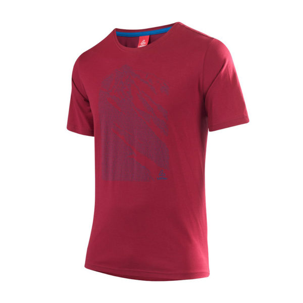 Kratka-majica-Loffler-Printshirt-Transtex-Single-Cf-M--22556
