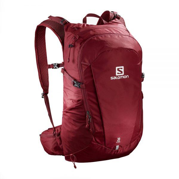 Nahrbtnik-Salomon-Trailblazer-30-Red