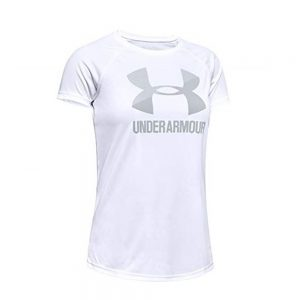 Under-Armour-Big-Logo-Tee-Solid-Ss-Wht-1331678-100