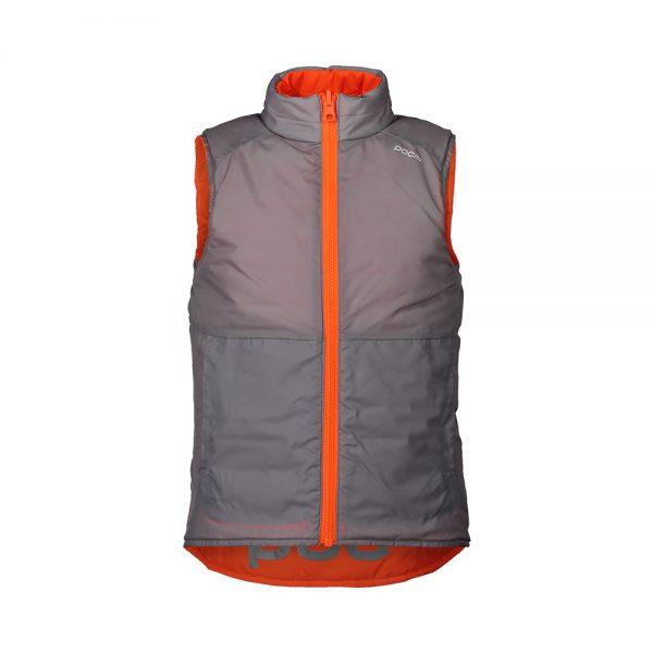 Brezrokavnik-POCito-Liner-Vest-Fluorescent-Orange3