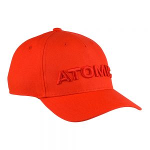 Kapa-Atomic-Racing-Cap-Red