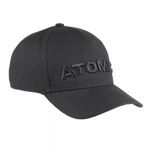 Kapa-Atomic-Racing-Cap-black