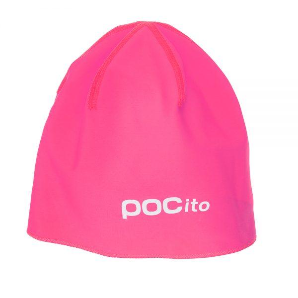 Kapa-POCito-Fleece-Beanie-Pink