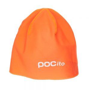 Kapa-POCito-Fleece-Beanie-oranzna