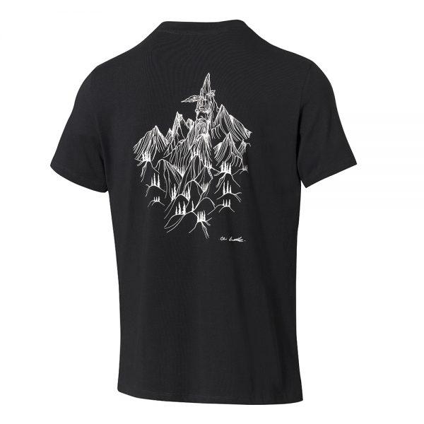 Majica-Atomic-Alps-Bent-Chetler-T-Shirt-Black2