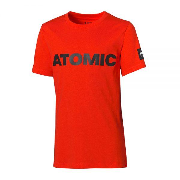 Majica-Atomic-RS-Kids-T-Shirt-Red