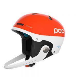 Smucarska-celada-Poc-Artic-SL-360-SPIN-Fluo-Oranzna