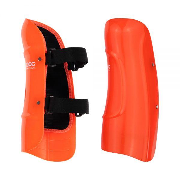 Zascita-za-noge-Poc-Shins-Classic-JR-Fluorescent-Orange