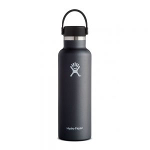 Hydro-Flask-21-Oz-Standard-Mouth-Flex-Cap-black