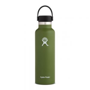 Hydro-Flask-21-Oz-Standard-Mouth-Flex-Cap-olive