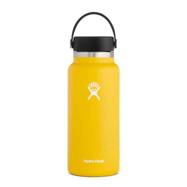 Hydro-Flask-32-Oz-Wide-Mouth-2.0-Flex-Cap-Sunflower