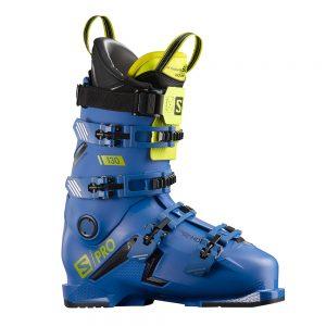 Smucarski-cevlji-Salomon-SPro-130-blue