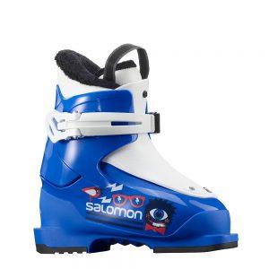 Smucarski-cevlji-Salomon-T1-Race-BlueWhite