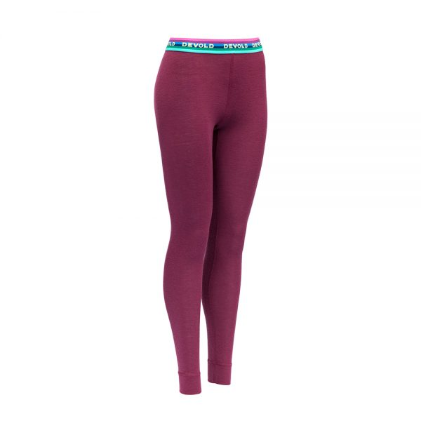 Hlace-Devold-Hiking-Woman-Long-Johns-Beetroot