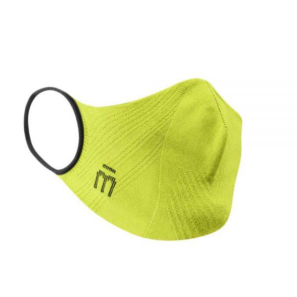 Maska-s-filtrom-MICO-P4P-Faceband-Rumena