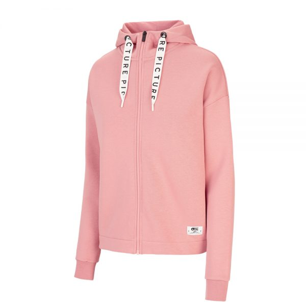 Midlayer-Picture-Mell-Zip-Hoodie-Sweater