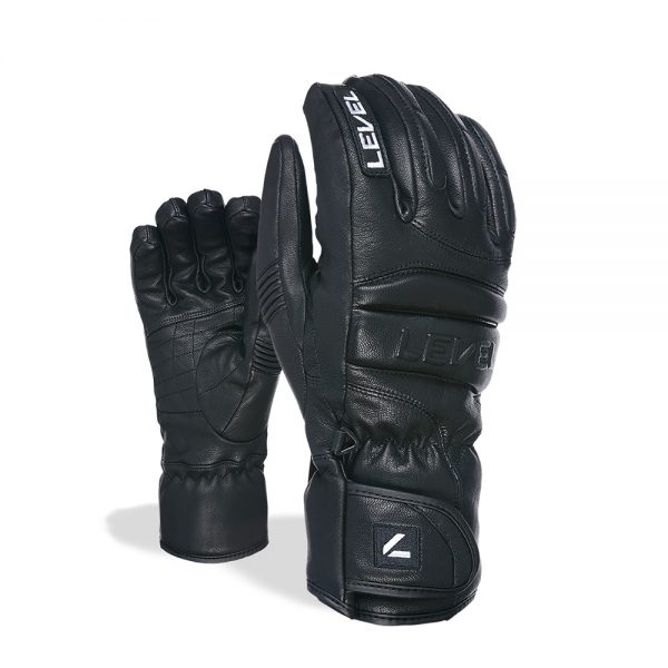 rokavice-Level-RS-Black