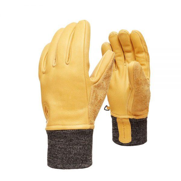 Black-Diamond-Dirt-Bag-Gloves-Natural