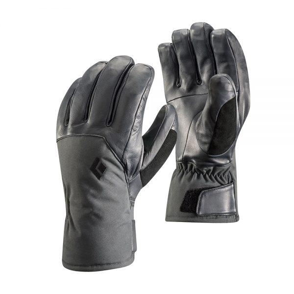 Smucarske-rokavice-Black-Diamond-Legend-Gloves-crne